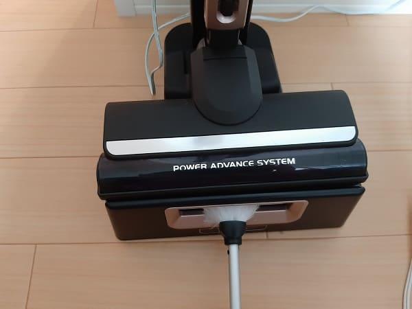 アイリスオーヤマの静電モップ